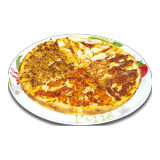 "Pizza ""Beefmania"" (Classic)"