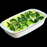 Kartoffelgratin mit Broccoli