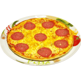 "Pizza ""Domizil"" (Jumbo)"