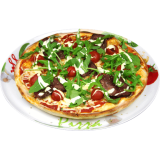 Pizza Gourmet (Jumbo)