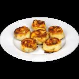 Ofenfrische Pizzabrötchen - Meatroll