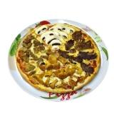 """Pizza """"Quattrofunghi"""""""