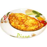 "Pizza Calzone ""Barbarossa"" (Classic)"