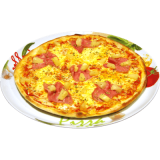 "Pizza ""Hawaii"" (Jumbo)"