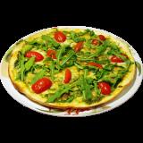 Pizza Pesto (vegetarisch)