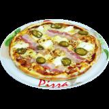 """Pizza """"Vulcano"""" (Classic)"""
