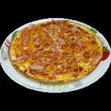 Spaghetti Pizza (Jumbo)