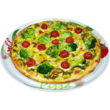 Pizza Wiesenfrisch (Jumbo)