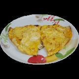 Calzone Champ 'n' Cheese