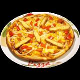 "Pizza ""Doppelkopf"" (Jumbo)"
