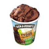 Ben & Jerry´s Vegan Fudge Brownie (vegan 500 ml)